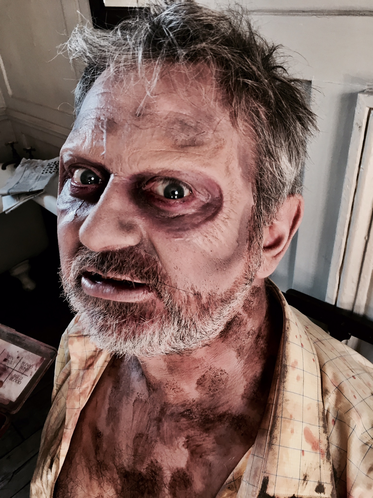 Halloween Makeup & Special Effects by Maya Lewis, London