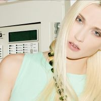 Editorial makeup and hair by Maya Lewis