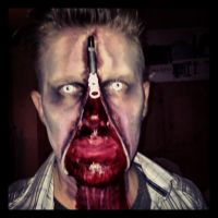 special-halloween-gore-makeup-with-zipper-face